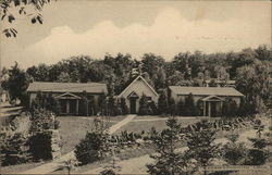College Row, White City Tourist Camp