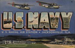 US Navy Air Station