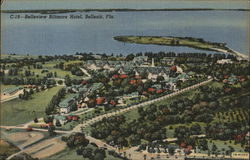 Bird's Eye View of Belleview Biltmore Hotel