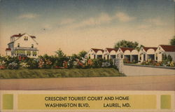Crescent Tourist Court and Home