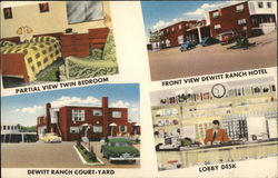 Dewitt Ranch Hotel and Motel