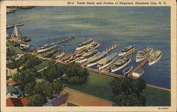 Yacht Basin and Shipyard