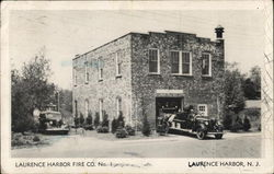 Laurence Harbor Fird Company, No 1