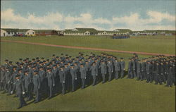 Drill, Lackland Air Force Base
