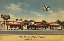 Old West Motel Court