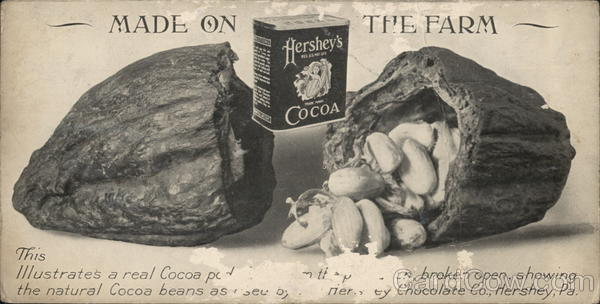 Hershey's Cocoa - Made on nthe Farm Advertising