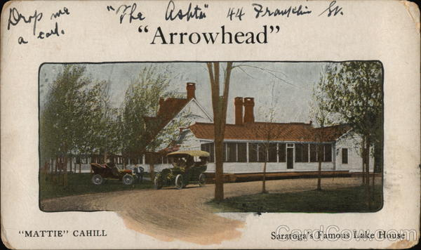 Arrowhead Saratoga New York