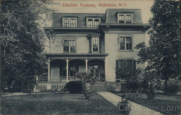 Ursuline Academy Middletown New York