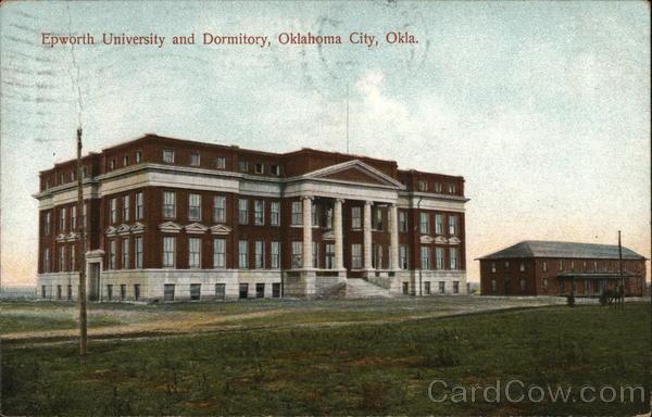 Epworth University and Dormitory Oklahoma City