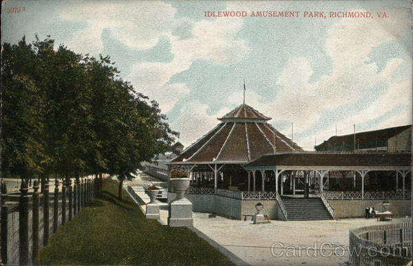 Idlewood Amusement Park Richmond Virginia