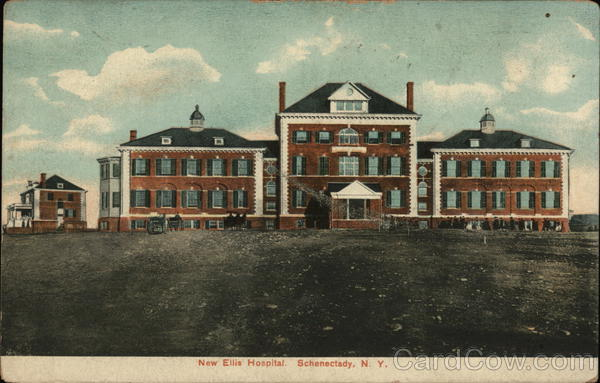 New Ellis Hospital Schenectady New York