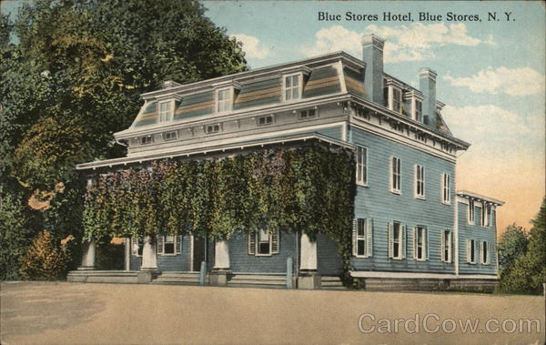 Blue Stores Hotel Germantown New York