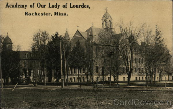 Academy of Our Lady of Lourdes Rochester Minnesota