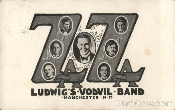 Ludwig's Vodvil Band Manchester New Hampshire Performers & Groups