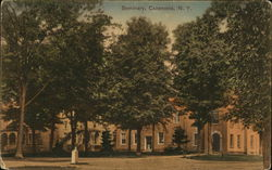 Seminary Buildings and Grounds