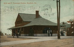 BR and P Passenger Station