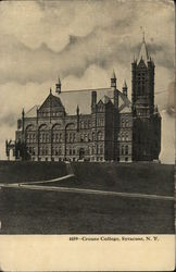 Crouse College and Grounds