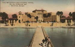 The Savannah-Oglethorpe Hotel