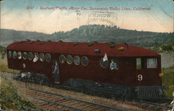 Southern Pacific Motor Car