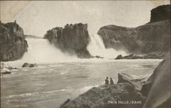 View of the Falls