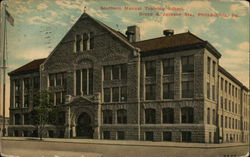 Southern Manual Training School, Broad & Jackson Streets