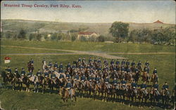 Mounted Troop Cavalry