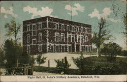 Night Hall, St. John's Military Academy