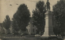 Soldiers' Monument