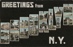 Greetings From Brooklyn, N.Y.