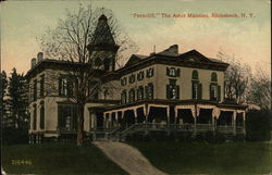 Ferncliff, The Astor Mansion