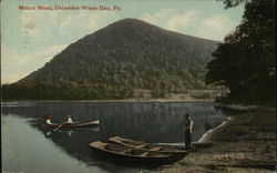 Mount Minai, Delaware Water Gap