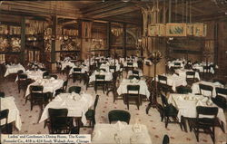 The Kuntz-Remmler Co. - Ladies and Gentlemens Dining Room