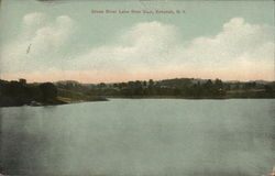 Cross River Lake From Dam