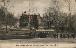 New Bridge and Old Dutch Church