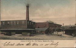 Holman & Harris Co. Pail Factory