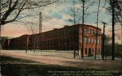 The Government Mill At Coltsville