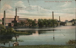 Whiltendon Mills Water View