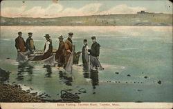 Seine Fishing, Taunton River