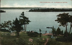 The Narrows, St. Lawrence River
