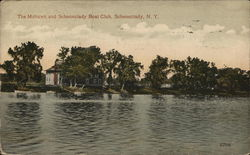 The Mohawk and Schenectady Boat Club