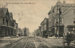 Fourth Street and Hudson Avenue