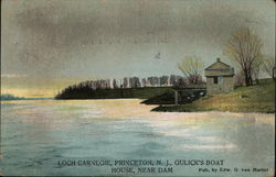 Gulick's Boat House, Loch Carnegie