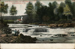 Dan Sully's Mill on the Sawkill Postcard