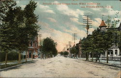 Palisade Avenue and Shippen Street