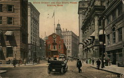 State Street and Old State House