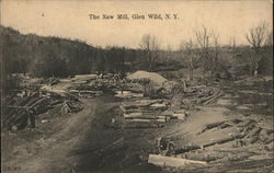 The Saw Mill