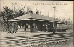 U and D.R.R. Station