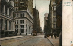 Fifth Avenue, Corner of Wood Street