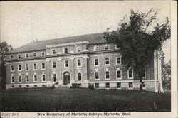 Marietta College - Dormitory