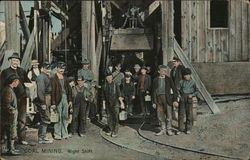 Coal Mining - Night Shift, Breaker Boys